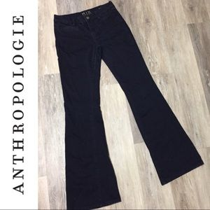 MiH Marrakesh Flared Jeans / Anthropologie